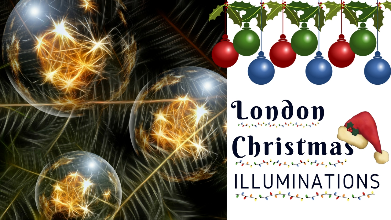 London Christmas Illuminations